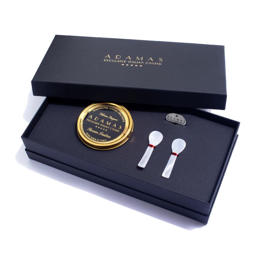 Gift box 100gr - Adamas Caviar