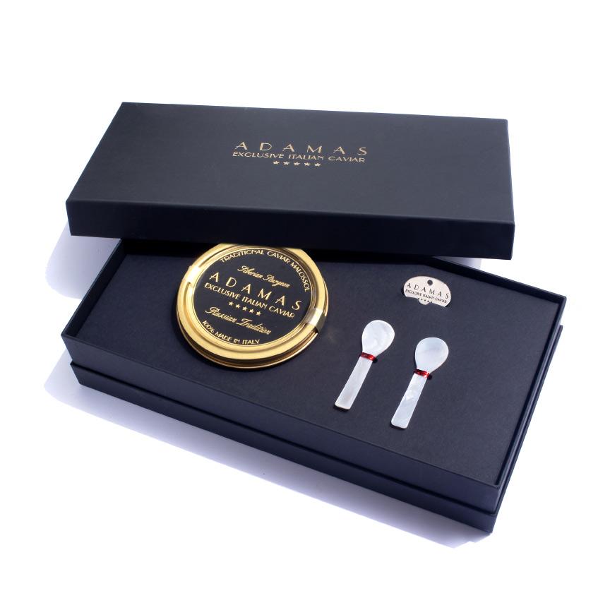 Gift box 250gr - Adamas Caviar