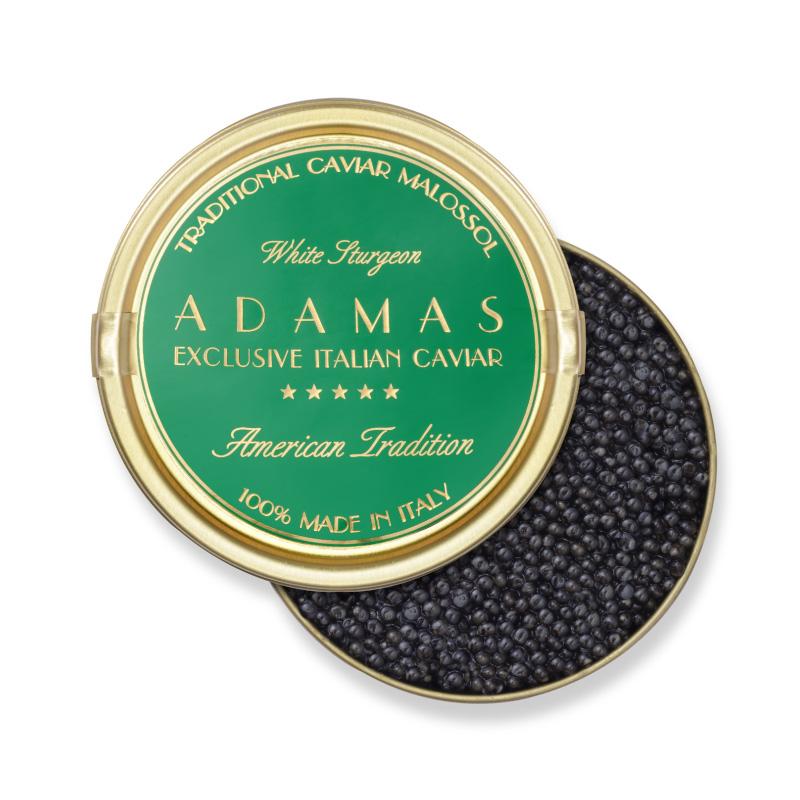 Caviale Adamas - American tradition