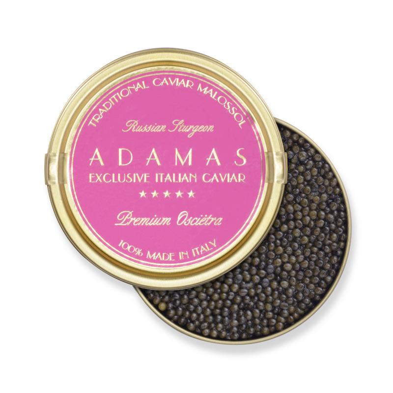 Caviale Adamas - Premium oscietra