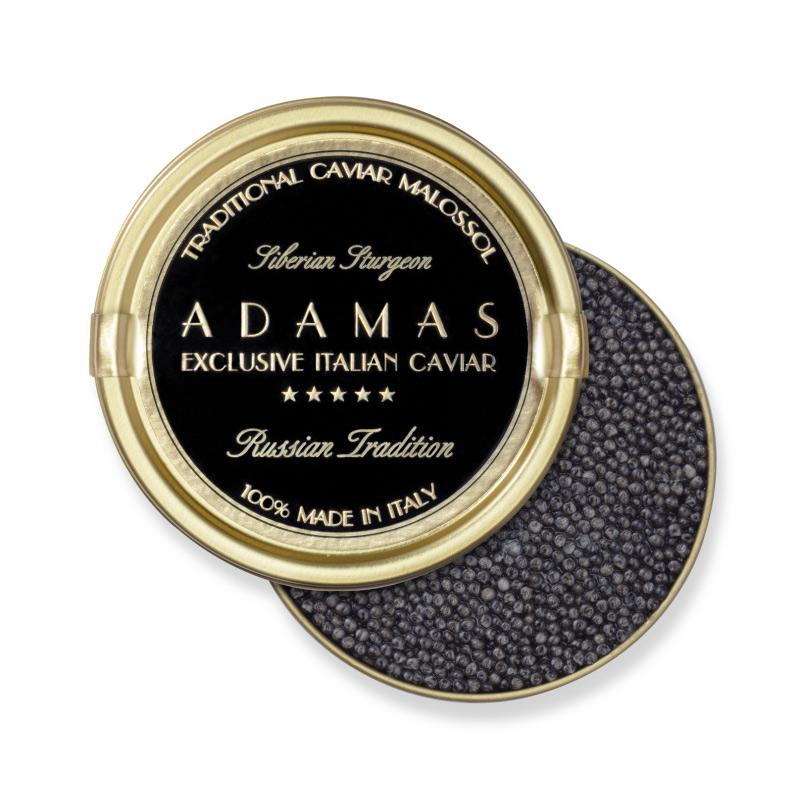 Caviale Adamas - Russian tradition
