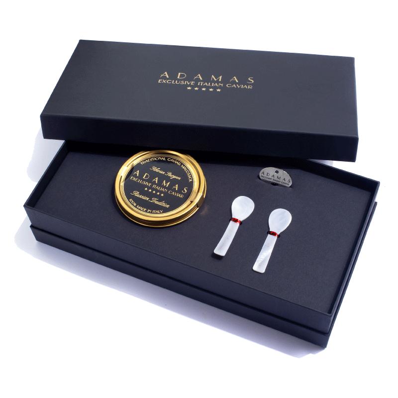 Caviale Adamas - Cofanetto regalo