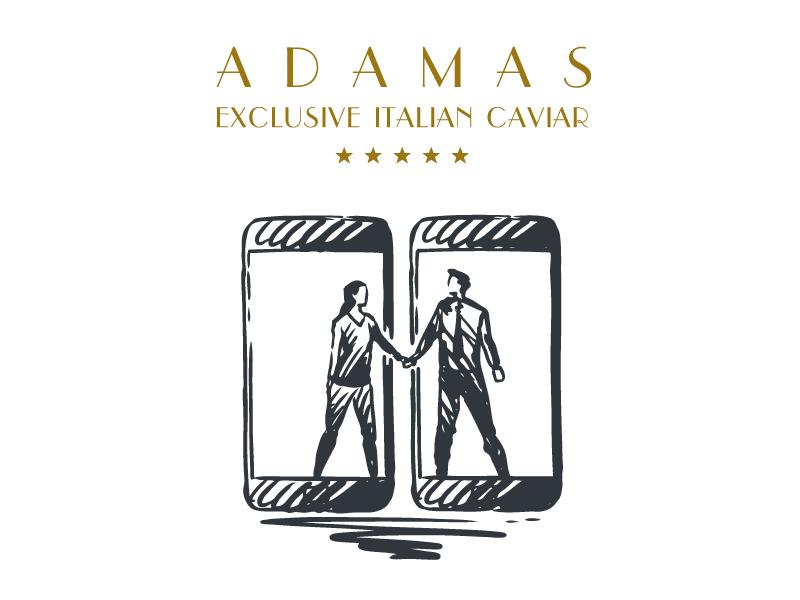 Adamas Caviar - Iscriviti alla newsletter
